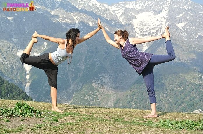 Yoga Attractions in India